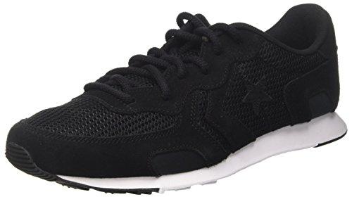 Converse 157856c, Sneaker Uomo Nero (Black/Black/White)