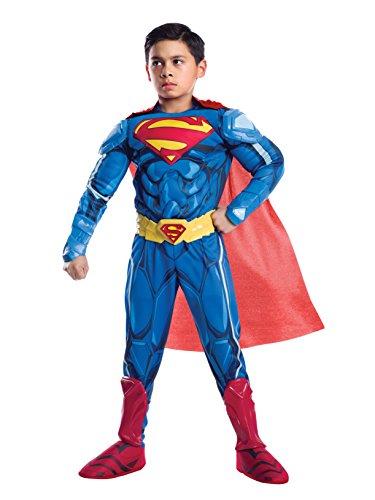 Rubie's Costume Boys DC Comics Premium Superman Costume, Small, -