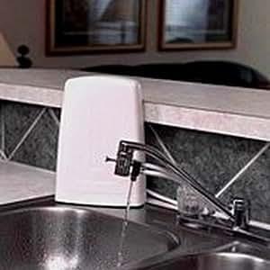 Aquasana AQ4501 Drinking Water Filter System (Nickel Finish)