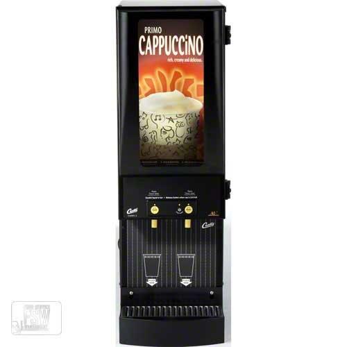 Curtis (CAFEPC2CL10000) - Two Flavor Café Primo Cappuccino System w/ Light Box