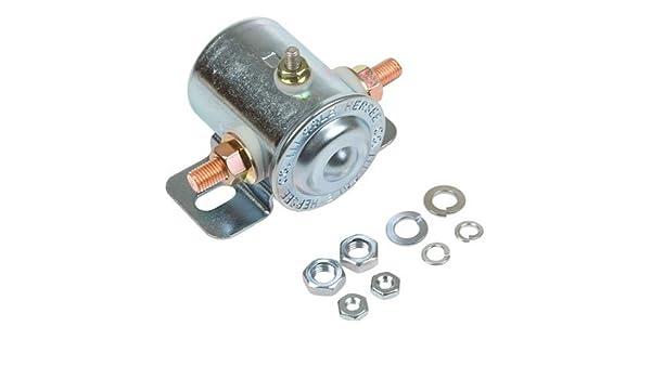 Solenoid Switch Massey Ferguson F40 MF35 MF50 MF65 MF85 MF90 TO35 MF202 MF204
