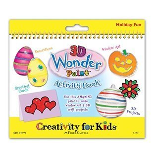 Holiday Fun Idea Pattern Book (Painting Project Book)