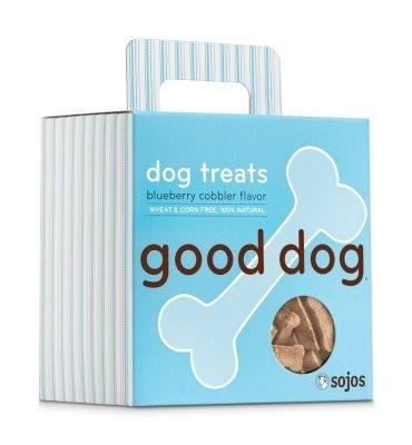 SOJOS - GOOD DOG TREAT BLUEBERRY COBBLER 8 OZ