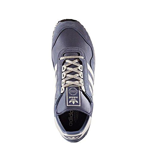 adidas New York, Scarpe da Fitness Uomo Vari Colori (Morsup/Blacla/Negbas)