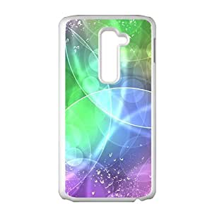 Artistic aesthetic fractal fashion phone case for LG G2