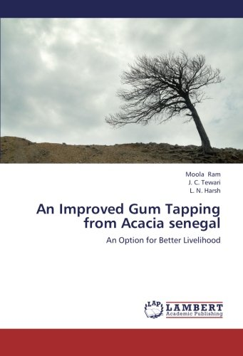 An Improved Gum Tapping from Acacia senegal: An Option for Better Livelihood