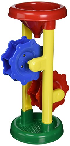 Small World Toys Express (Double Sand Wheel)(colors will vary)