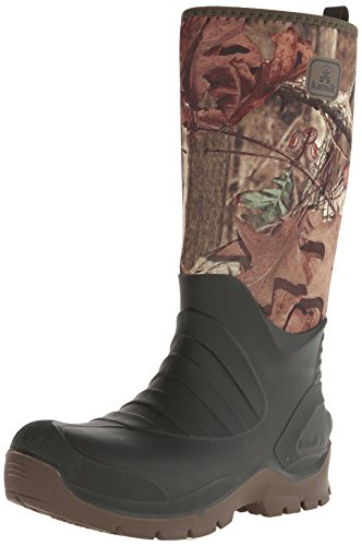Boot Kamik Men's Bushman Mossy Oak Snow HxSYxq