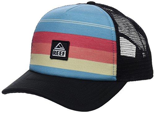 Apparel Blue Hombre Azul Reef Béisbol única de BLU Reef Peeler Talla Hat Gorra para v4qxBdH4