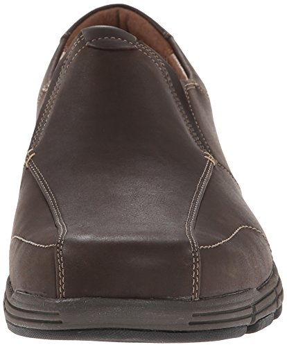 Brown Men's Dunham On Loafer Slip Revsaber ZT7SzU