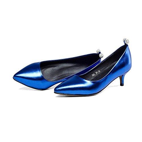Style Presidente Shoe Con E L'Autunno Low HXVU56546 Il Belle Nuovo Blue Con La Primavera Singolo Scarpe Durante qwXAxA8vP