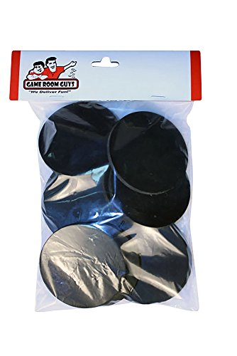 Game Room Guys Rubber Pool Table Leg Shims Varied Sizes - Set of 12 (Level Best Pool Tables)
