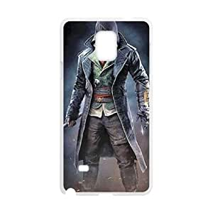 Assassin'S Creed Syndicate Samsung Galaxy Note 4 Cell Phone Case White DIY Ornaments xxy002-3684016