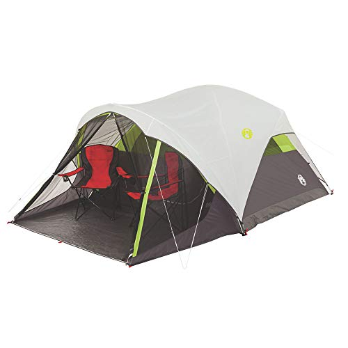 Coleman 2000018059 Tent 6P Dome Steel Creek for sale  Delivered anywhere in USA