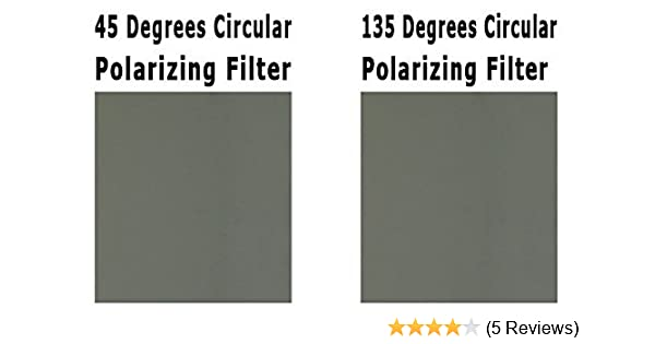 Polarizing Film Polarizing Filter Standard Grade