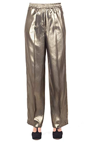 8pm - Pantalone donna Oro D8PM82P129 KAPOO Oro