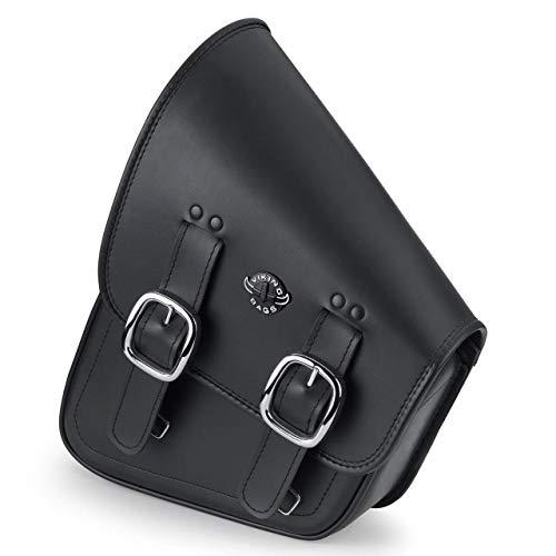 Viking Bags Softail Motorcycle Swing Arm Bag (Swing Arm Softail)