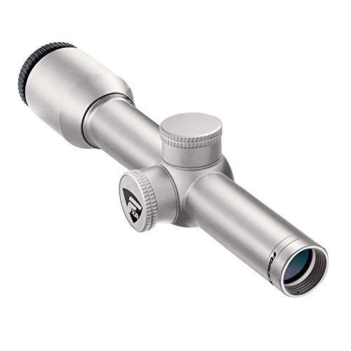 2x20mm Pistol Scope (Nikon Force XR 2x20 EER Silver with Nikoplex)