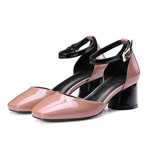 Compensées Sandales 36 5 Femme Rose BalaMasa EU Rose g7zWq88p