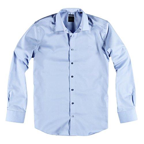 engbers Herren Hemd My Favorite, 25312, Blau