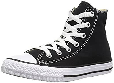 Converse Unisex Chuck Taylor All Star Pro Hi Black/Black Skate Shoe 8.5 Men US/10.5 Women US