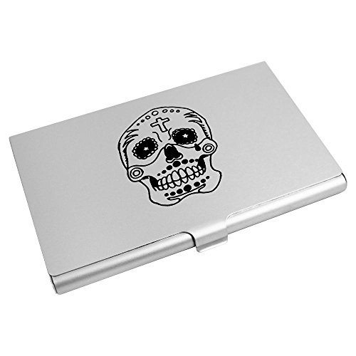CH00002851 Business 'Sugar Credit Skull' Wallet Card Card Azeeda Holder UnFR8nO
