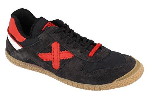 1292 GOAL SPORT scarpa nera MUNICH 41 Nero