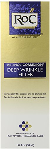 RoC Retinol Correxion Deep Wrinkle Filler, 1 Oz