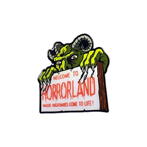 Price comparison product image Goosebumps Horrorland Enamel Pin