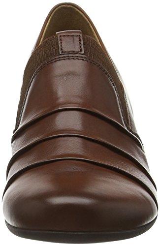 Gabor Shoes 55.421, Zapatos Mujer Marrón (Castagno Effekt)
