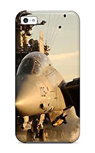 New Style Tpu 4/4s Protective Case Cover/ Iphone Case - Jet Fighter Military Man Made Military