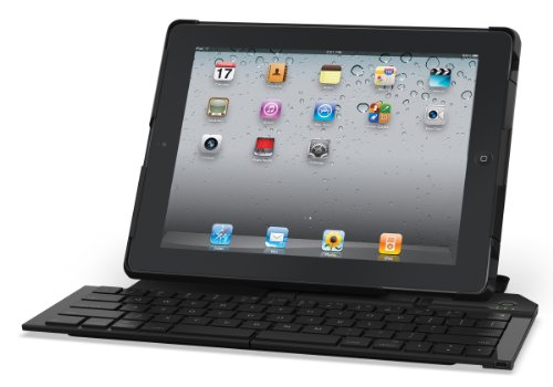 Logitech Fold-Up Keyboard, Bluetooth Keyboard and Stand for iPad 2 by Logitech
