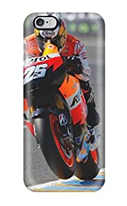 Special Design Back Dani Pedrosa Gp Express Phone Case Cover For Iphone 6 Plus
