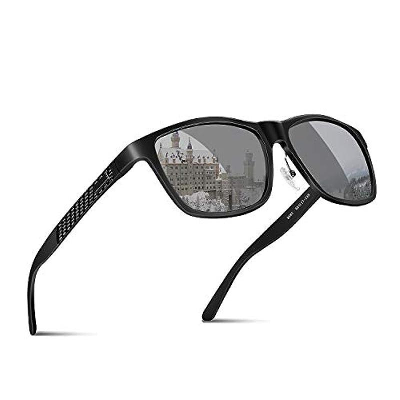 편광 썬글라스 웰링톤 편향 렌즈 낚시 런닝 드라이브 스포츠 운동 아웃도어 경량 UV400 자외선 컷 유니섹스 파우치 세트 JBHOO