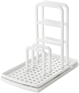AKIMPE Kitchen Drain Rack Dish Cloths Rack Clean Sponge Holder Rag Shelf Storage Large Cubes Collapsible Fabric Organizer Containers Basket Tote for Clothes Home Nursery Closet Shelf Drawer Bathroom