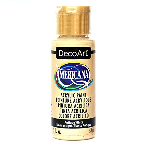 Americana Acrylic Paint 2 Ounces-Antique White
