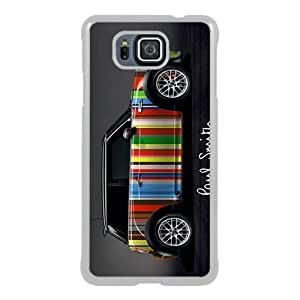 Beautiful Classic Paul Smith(1) White Case For Samsung Galaxy Alpha