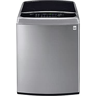 LG WT1701CV 5.0 Cu. Ft. Graphite Steel Top Load Washer Energy Star