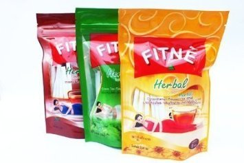 Fitne Herbal Infusion Weight Loss Slimming Diet 8 Tea Bags