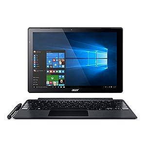 "Acer Switch Alpha 12 2-n-1, 12"" QHD Touch, Intel Core i5, 8GB Memory, 256GB SSD, Windows 10 Home, Stylus"