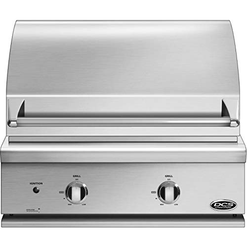 DCS Built-In Gas Grill (71124) (BGC30-BQ-L), 30-Inch, Propane
