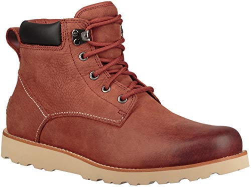 ashion Boot, red Oxide, 12 Medium US ()