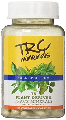 All One TRC Minerals, Veg Cap, 120 Count