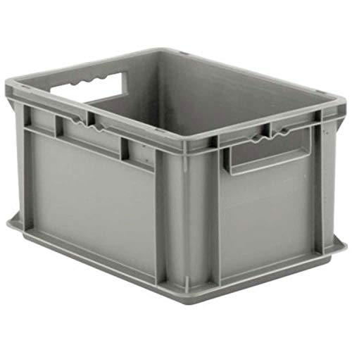(SSI Schaefer Euro-Fix Solid Container, 16