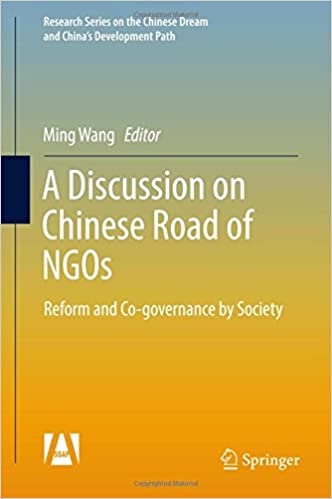 A Discussion on Chinese Road of NGOs: Reform and Co-governance by Society