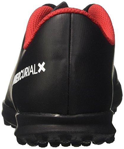 Nike Jr. Mercurialx Vortex Iii Tf Astro Gras Trainers - Zwart / Wit