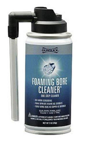 Gunslick Foaming Bore Cleaner (3-Ounce)