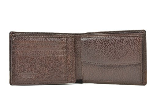 The Bridge Men Wallet Brown
