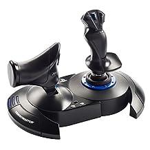 THRUSTMASTER TMST4169083, Playstation4/Pc T.Flight Hotas 4 War Thunder Starter Pack
