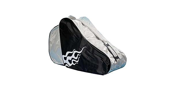 Amazon.com: Patinaje sobre hielo bolsa Hockey Skate figura ...